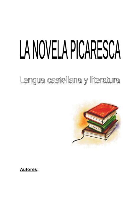 La novela picaresca by joel vera   Issuu