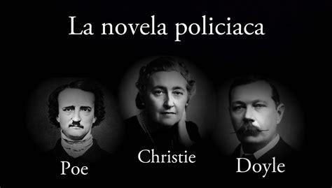 La novela policiaca, el género más devorado por los ...