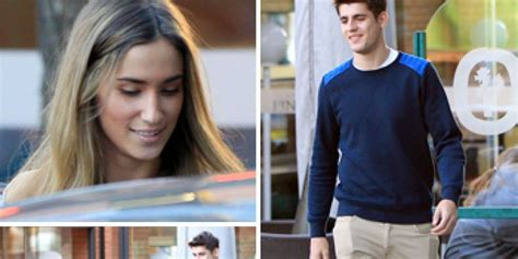 La novia de Álvaro Morata, el último fichaje de las WAGs ...