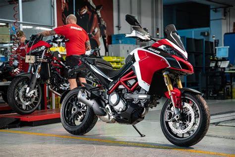 La nueva Ducati Multistrada V4 llegará en 2021 | espíritu ...