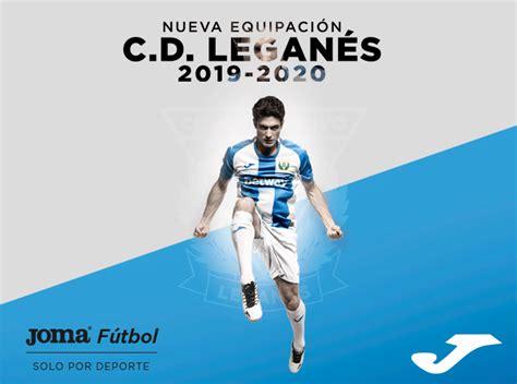 La nueva equipación oficial del Club Deportivo Leganés ...
