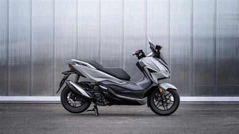 La nueva gama Honda Forza ya tiene precios en España