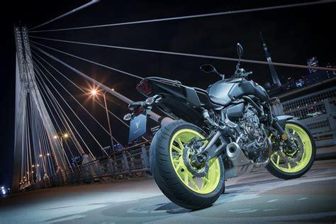La nueva MT 07, a punto de llegar a la Red Yamaha de ...