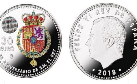 La nueva y original moneda de 30 euros que podrás ver ...