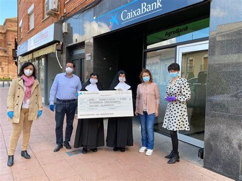 La obra social La Caixa dona ayudas económicas para la ...
