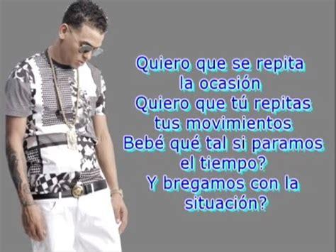 La Ocasión Letra  Audio Original  Ozuna Ft De La Ghetto ...