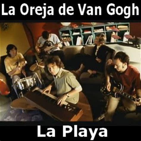 La Oreja de Van Gogh   La Playa   Acordes D Canciones