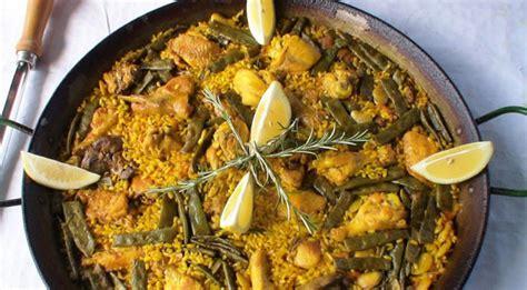 La Paella es el plato típico más internacional de Valencia ...