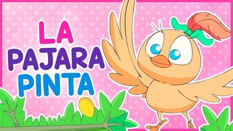 La Pajara Pinta | Canciones infantiles en español | Vídeos ...