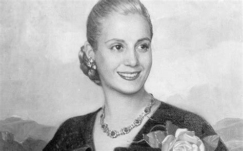 La papelería pública homenajeará a Evita Perón – Ushuaia ...