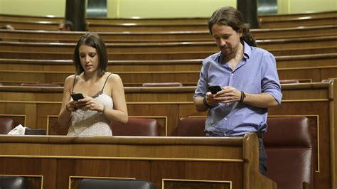 La pareja Iglesias Montero acusa de  patrioterismo rancio ...