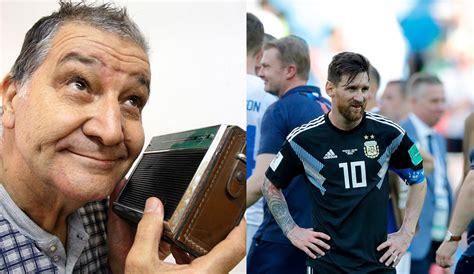 La pasión de escuchar el fútbol por la radio: pocas voces ...