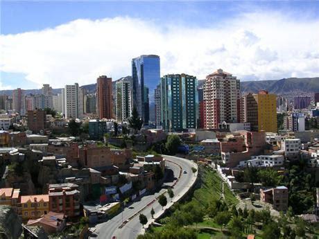 La Paz   Capital de Bolívia   Mundo Latino