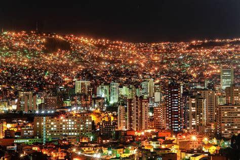 LA PAZ CITY, Bolivia   Highest capital city in the world ...