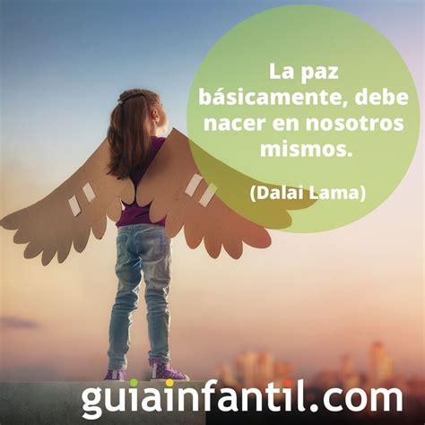 La paz según Dalai Lama   10 frases de paz. Mensajes de ...