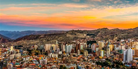 La Paz vs. Sucre   What is the Capital of Bolivia ...