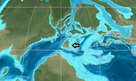 La península ibérica del Jurásico superior   Ciencia y ...