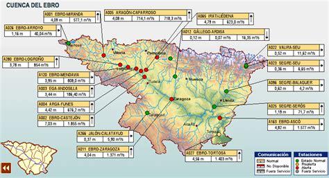 La Pesca de Candido: CUENCA HIDROGRAFICA DEL RIO EBRO I