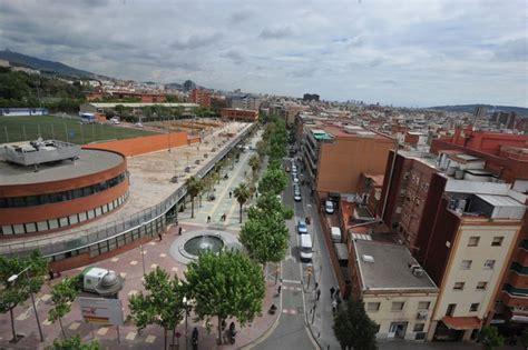 La pésima ubicación del nuevo centro comercial en Esplugues