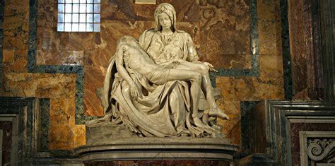 LA PIEDAD, de Miguel Angel Buonarroti  1499  | ARQUIARTECTURA