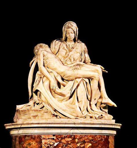 La Piedad de Miguel Angel en el Vaticano. Historia ...