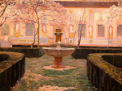 La pintura catalana modernista y su nostalgia espiritual ...