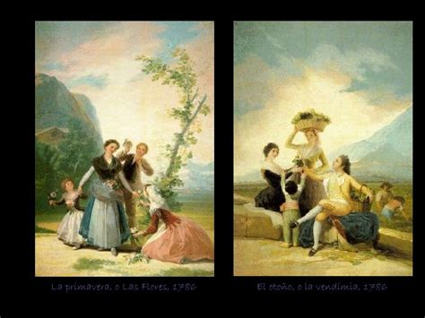 La pintura de Goya