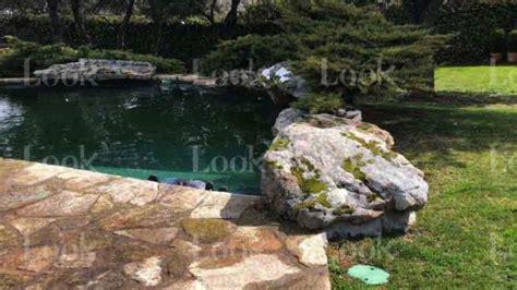 La piscina de Iglesias y Montero en el casoplón vale lo ...