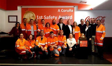 La planta de Coca Cola European Partners en A Coruña ...