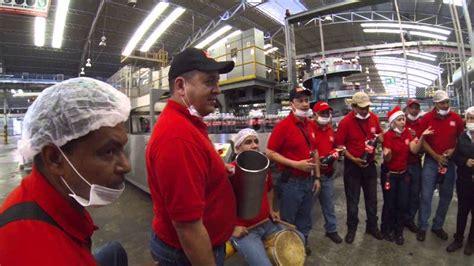 La Planta Que Yo Quiero.  Coca Cola Valencia Venezuela ...