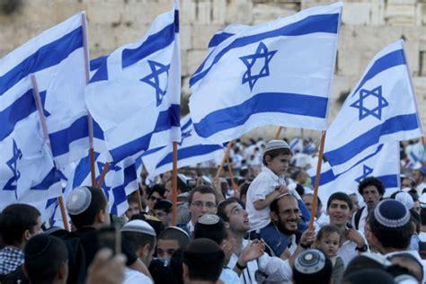 La población de Israel llega a casi 9 millones en vísperas ...