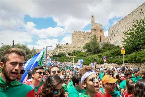 La población de Israel sobrepasa la barrera de los 9 ...