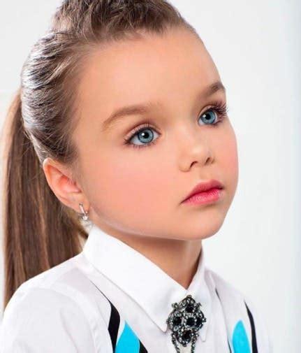 La polémica detrás de las fotos de Anastasia, «la niña más ...