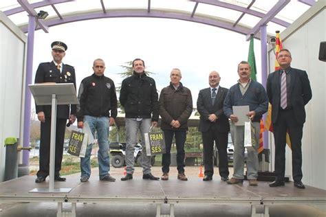 La Policia Local de les Franqueses celebra el dia del seu ...