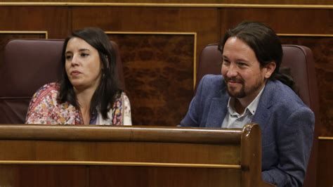 La posible ruptura de Pablo Iglesias e Irene Montero llena ...