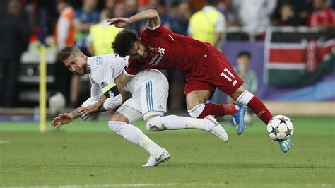 La prensa egipcia carga contra Sergio Ramos tras la lesión ...