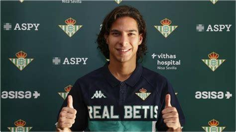 La presentación de Diego Lainez en vivo como nuevo jugador ...