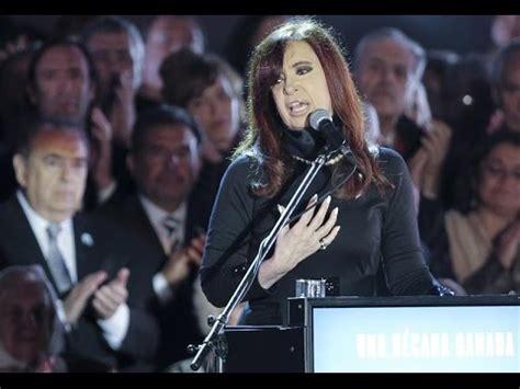 La presidenta de Argentina, imputada por la denuncia ...