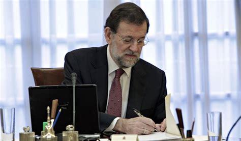 La primera crisis del Gobierno de Rajoy empieza a tomar ...
