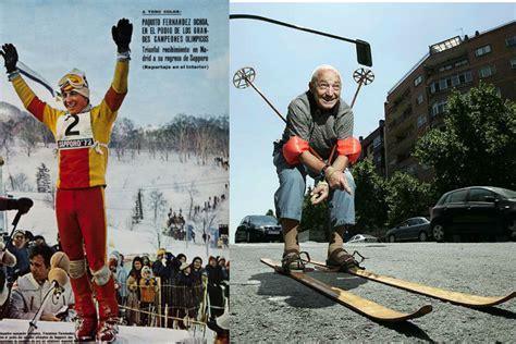 La primera y única medalla de oro olímpica de esquí cumple ...