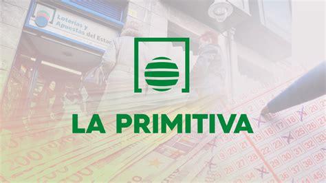 La Primitiva: Resultado y números premiados en el sorteo ...