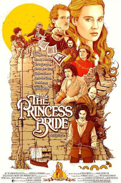 LA PRINCESA PROMETIDA. The Princess Bride. 1987. Cartel de ...