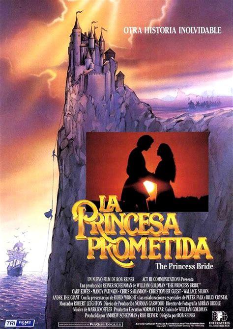 La princesa prometida   The princess bride, Princesa ...
