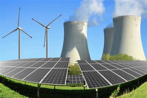 La producción de energía renovable ya supera a la nuclear ...
