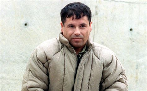 La próxima fuga de  El Chapo  Guzmán será en verano y en ...