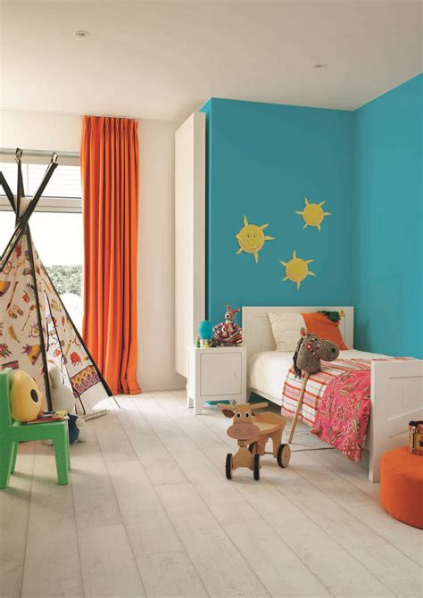 La psicología del color, también en las paredes ...