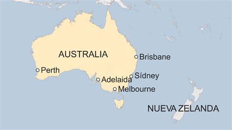 La razón de la poca población en Australia pese a su gran ...