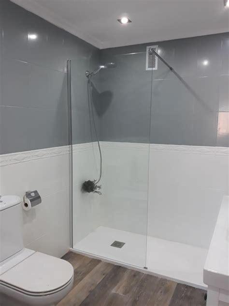 La reforma de mi baño sin apenas obras | Baños pintados ...