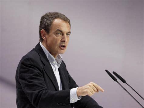 La reforma laboral no cambiará, dice Zapatero