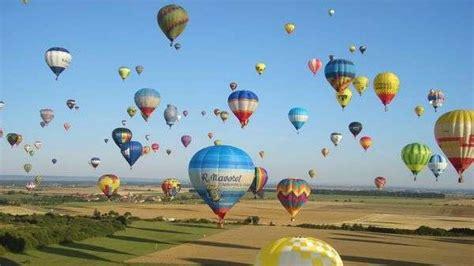 La Regata Internacional de Globos Aerostáticos de La Rioja ...